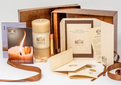 WISH Candle Set